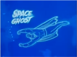 Space Ghost (TV series) - Image: Space Ghost (TV series)