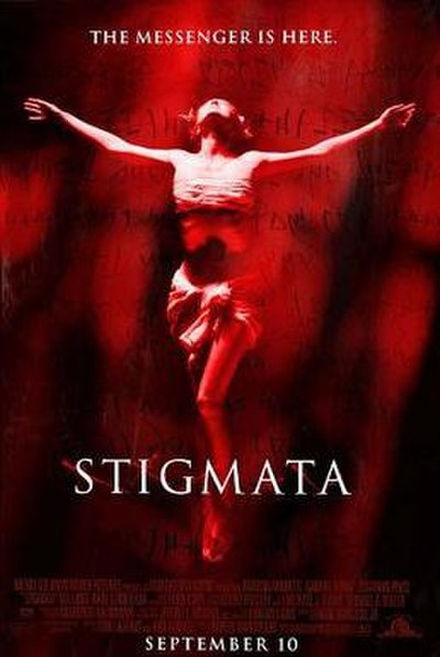 Picture of a movie: Stigmata