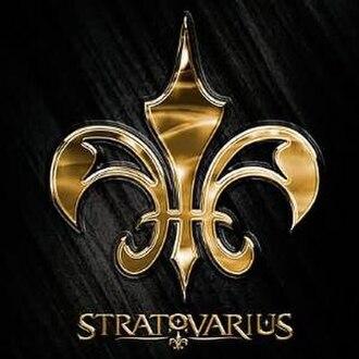Stratovarius (album) - Image: Stratovarius (album) cover