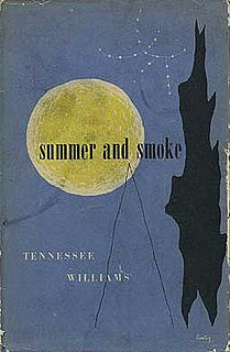 <i>Summer and Smoke</i> play by Tennessee Williams