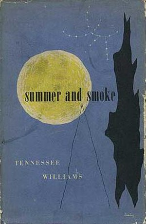 Summer and Smoke - First edition (publ. New Directions)