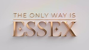 The Only Way Is Essex - Image: TOWIE logo