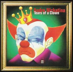 Tears of a Clown (album) - Image: Tears of a Clown
