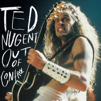 Out of Control (Ted Nugent album) - Image: Ted nugent ooc