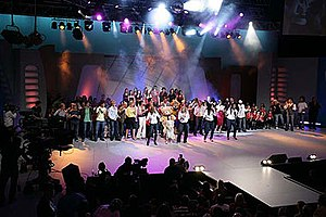 Channel Seven Perth Telethon - Image: Telethon 2006closing 2