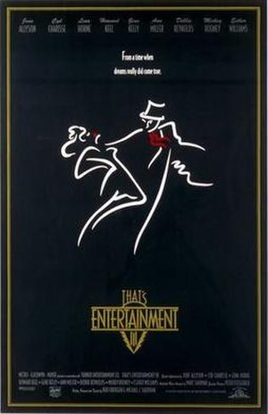 That's Entertainment! III - Original theatrical poster