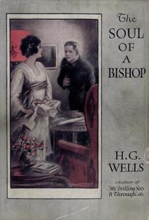 The Soul of a Bishop - First US edition