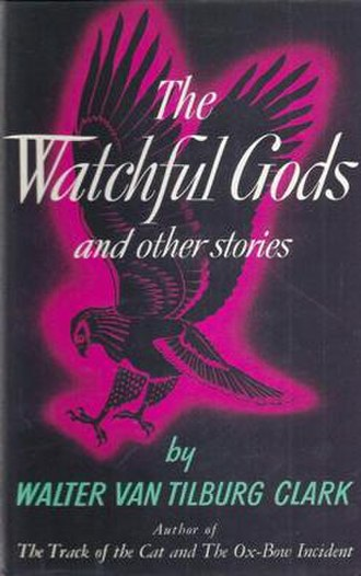 The Watchful Gods and Other Stories - First edition (publ. Random House)