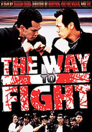 The Way to Fight - Image: The Way To Fight DVD Cover