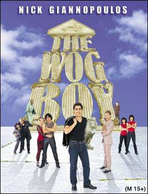The Wog Boy - Theatrical release poster