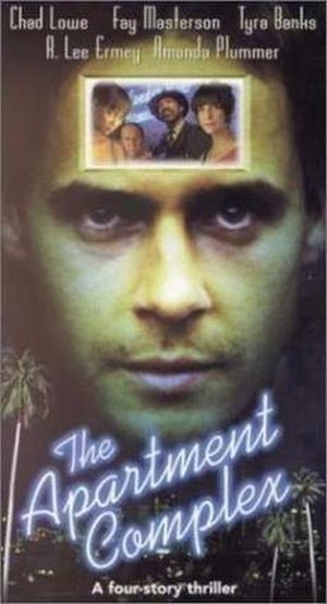 The Apartment Complex - VHS cover