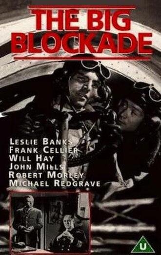 The Big Blockade - British DVD cover