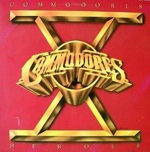 Heroes (Commodores album)