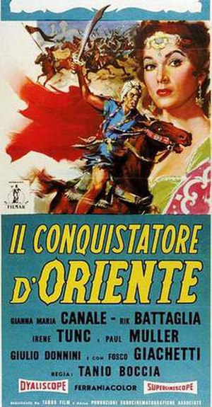 The Conqueror of the Orient - Image: The Conqueror of the Orient