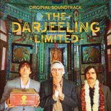 The Darjeeling Limited soundtrack.JPG