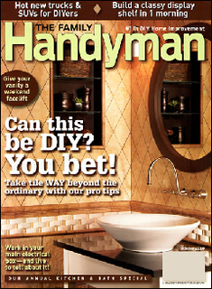 <i>The Family Handyman</i> Magazine