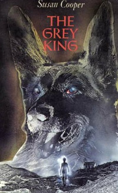 Picture of a book: The Grey King