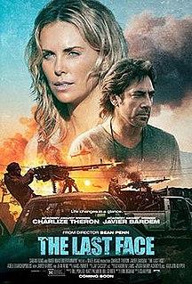<i>The Last Face</i> 2015 film by Sean Penn