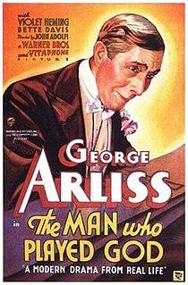 <i>The Man Who Played God</i> (1932 film) 1932 film