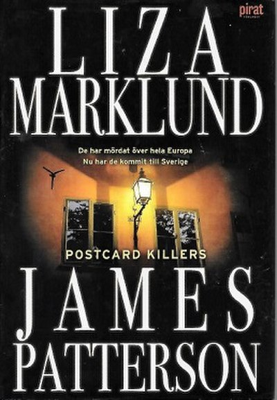 Picture of a book: The Postcard Killers
