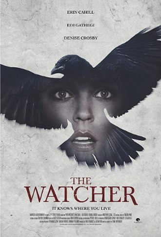 The Watcher (2016 film) - Image: The Watcher 2016 poster