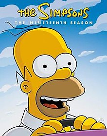 The Simpsons Season 19 Wikipedia