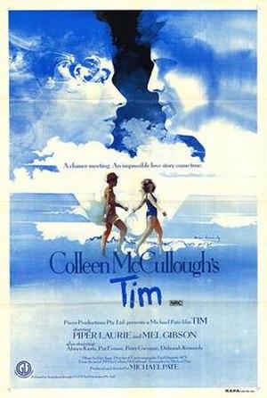 Tim (film) - U.S. DVD release cover