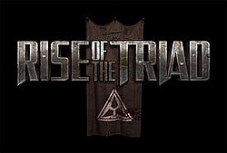 Title art for the 2012 reboot of Rise of The Triad.jpg