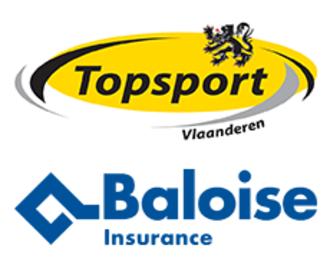 Sport Vlaanderen–Baloise - Image: Topsport Vlaanderen logo