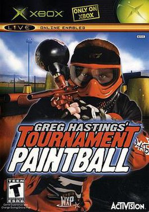 Greg Hastings' Tournament Paintball - Image: Tornanmentpaintballc over