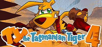 Ty the Tasmanian Tiger 4 - Steam Artwork