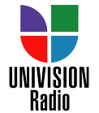Univision Radio - Univision Radio ident used until 2013.