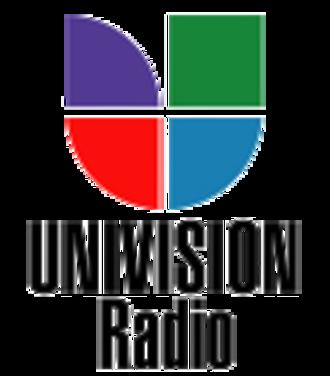 Univision Radio - Univision Radio ident used until 2013.