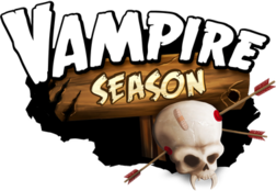 Official Vampire Season - Monstra Defendo-emblemo
