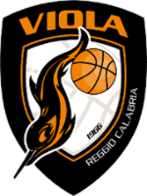 Viola Reggio Calabria - Image: Viola Reggio Calabria logo