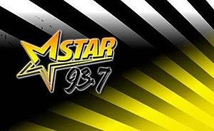 """WGFT - WGFT logo under """"Star 93.7 branding"""