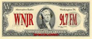 WNJR (FM) - Image: WNJR FM logo