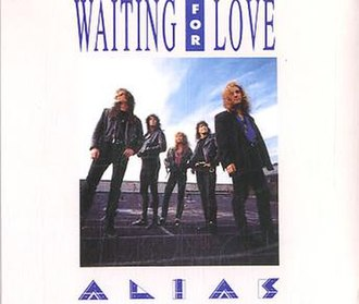 Waiting for Love (Alias song) - Image: Waiting for Love (Alias song)
