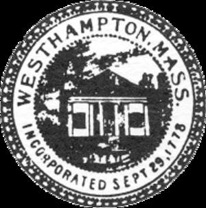 Westhampton, Massachusetts - Image: Westhampton MA seal