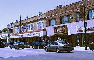 West Ridge, Chicago - Devon Avenue