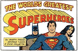 The World's Greatest Superheroes - Image: Wgsh