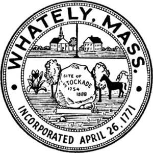 Whately, Massachusetts - Image: Whately MA seal