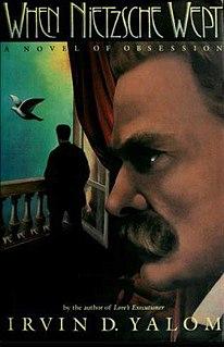 <i>When Nietzsche Wept</i> (novel) book