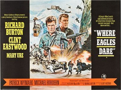 Picture of a movie: Where Eagles Dare