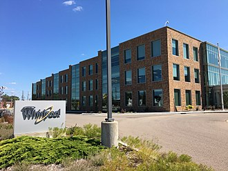 Whirlpool Corporation - Whirlpool Corporation Riverview Campus in Benton Harbor, Michigan