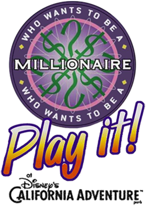 Who Wants to Be a Millionaire – Play It! - Image: Who Wants To Be a Millionaire Playit(DCA)