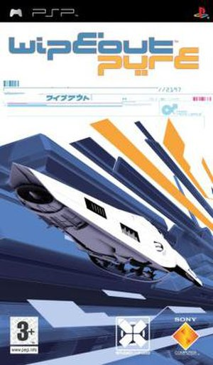 Wipeout Pure - Image: Wipeoutpure