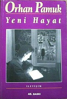 Yeni Hayat (Pamuk novel - 1994 cover).jpg