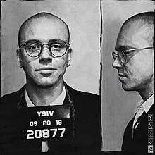 Logic mimicking the famous Frank Sinatra mugshot