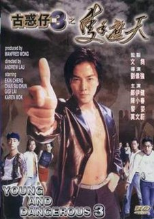 <i>Young and Dangerous 3</i> 1996 film